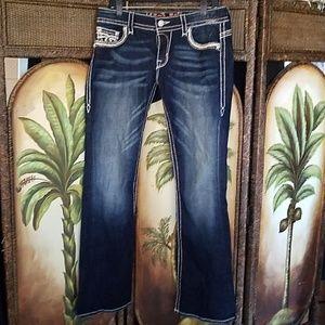 Rock Revival EUC Bootcut jeans